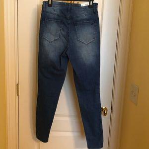 William Rast Jeans - WILLIAM RAST Jeans High Rise Skinny Raw Edge  NWT